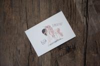 Szeretettel képeslap