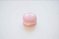Macaron rózsaszín 4cm