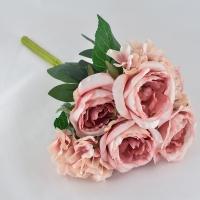 Rózsacsokor vegyes 40cm