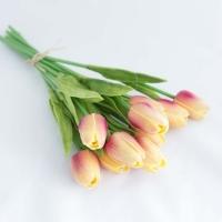 Tulipán csokor 10 szálas 30 cm