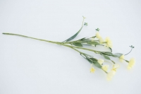 Mezei virág 40cm citromsárga