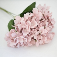 Hortenzia 43cm lila