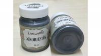 Decorolla metál dekorfesték 60ml antikezüst