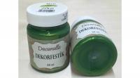 Decorolla metál dekorfesték 60ml zöld