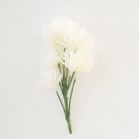 Fehér fenyőág 30 cm