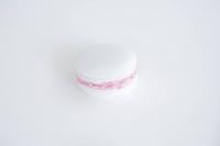 Macaron fehér 4cm v