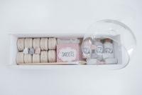 Kreatív macaron box