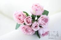 Rózsa csokor 22cm