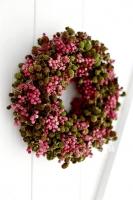 Rózsabors-szeder koszorú 24 cm-es
