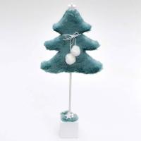 Pihe-puha fenyőfa 75 cm kék színben