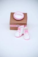 Babaváró ajándék kismamáknak rózsaszín